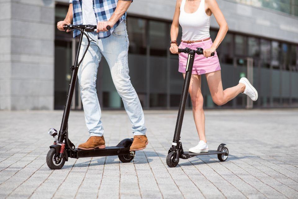 ¿Sabes los riesgos que genera usar un patinete eléctrico?