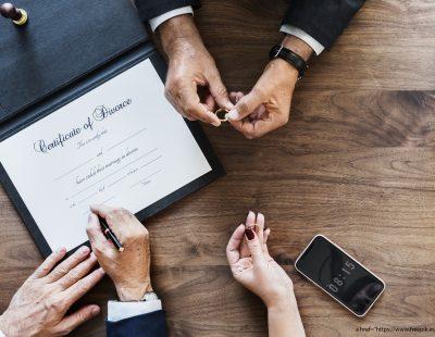 ¿Qué pasa si me divorcio y tengo un plan de pensiones?