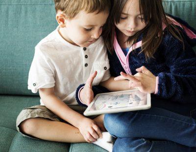 Imágenes de menores en redes sociales ¡Cuidado!